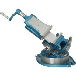 Grizzly T10059 4 Three-way Precision Angle Vise