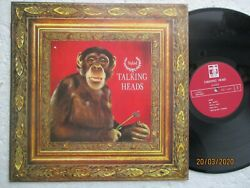 Talking Heads - Naked - Rare/ Unknown Taiwan Ltd And Official Release Lp