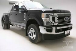 2020 Ford F-350  2020 Heated Leather Navigation Bluetooth Camera V8 Diesel Vernon Auto Group