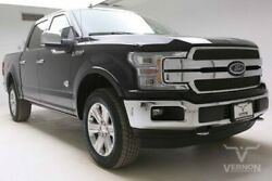 2020 Ford F-150  2020 Navigation Sunroof Heated Leather Bluetooth V8 FFV Vernon Auto Group