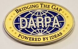 Dod Dept Of Defense Darpa Defense Advanced Research Projects Agency Oval Coin