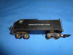 American Flyer Lines Prr Pacific Steam Loco Tender For 310 312