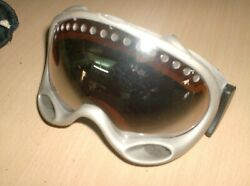 snowboard googles oakley used 2000 for collectors only $24.00