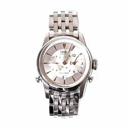 Oris Artelier Automatic Movement Grey Dial Menand039s Watch 69075814051mb