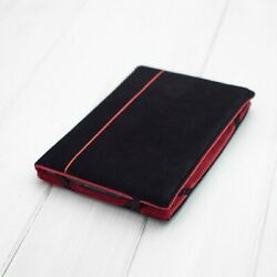 Black Book Cover Case Kindle Paperwhite Voyage Touch 4 5 7 8 9 10 Generation