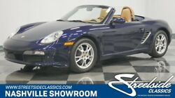 2008 Porsche Boxster  Good maintenance records clean history report