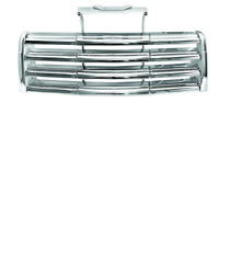 Gmc Pickup Truck Chrome Grille Assembly 1947-1954