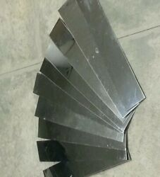 Custom Shim Stock Order The Size You Need Stainless Steel Blue Tempered Copper