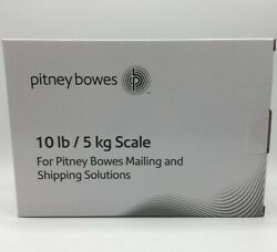 Pitney Bowes 10lb Capacity Integrated Usb Shipping Scale 397-b