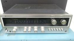 Kenwood Kr-5400 Solid State Am-fm Stereo Tuner Amplifier Parts Parting Out ,g144
