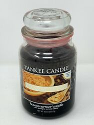 Yankee Candle Housewarmer Candle - Brown Sugar And Raisins Limited Time Only 22 Oz