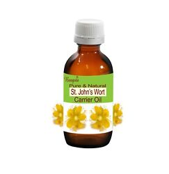St.johnand039s Wort Pure And Natural Cold Pressed Oil Hypericum Perforatum By Bangota