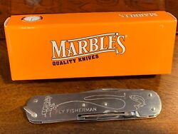 Marbles Quality Knives Fly Fisherman Model Mr168