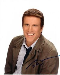 Ted Danson - Cheers, Becker, The Good Place - Signed 8x10 Autograph World Coa