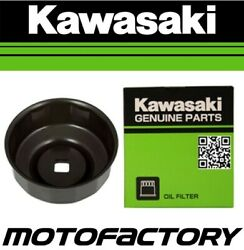 Genuine Oil Filter And Removal Tool Kawasaki Zg1400 Concours Abs Gtr1400 2008-2018