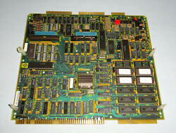 Giddings And Lewis Motion Control 502-03278-02 Op Station Board 5020327802 Used