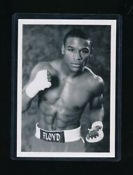 Late 90's Floyd Mayweather Orig Promo Press Photo Incredible Condition Boxing