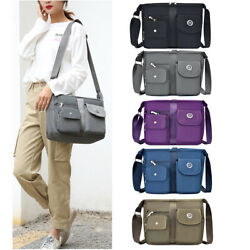 Women#x27;s Shoulder Bags Casual Purses Handbag Travel Bag Messenger Cross Bag $19.99