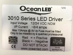Oceanled 3010 Series Led Driver Comes W/ Control Cables And Fuse And Power Cable