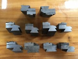 Screw Machine Dovetail Form Tool Carbide Face/insert Arc Hl97.10 Lot Of 10 Each