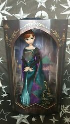 Disney Store Queen Anna Frozen 2 Limited Edition Doll Sold Out