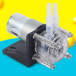 Circulating Water Vacuum Pump 60l/min Flow Double Meter And Tap 180w Lab Equip Usa