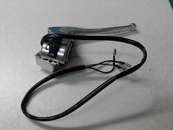 Vintage Yamaha New Old Stock Fs1e Trailmaster 80 Rt Handlebar Switch And Lever