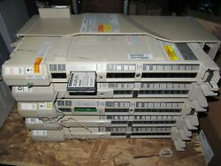 Avaya Partner Acs Business Office Phone System Assembly 5 X Modules In Cabinet