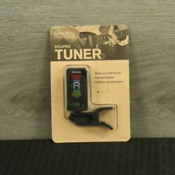 Planet Waves Pw-ct-17bk Eclipse Clip-on Headstock Tuner Black