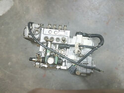 Used Zexel Tcs4md Fuel Injection Pump 107492-0141 For Nissan Diesel Fd46ta Engin
