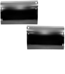 Ford Bronco Door Skin Set Left And Right 1968-1977