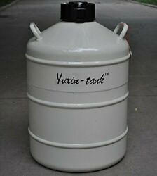 Hfsr 50 L Cryogenic Container Liquid Nitrogen Ln2 Tank With Carry Bag