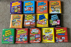 Wacky Packages Packs Binder Lot Of 13 Topps Gpk Parody Trading Cards