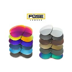 Fuse Lenses Fuse +plus Replacement Lenses For Ray-ban Rb4125 57mm