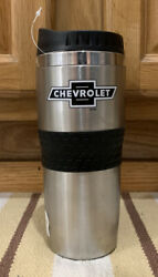 Chevrolet Cup Mug Coffee Truck Cars Coupe Super Chevy Stainless Steel Metal