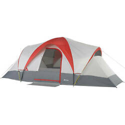 10 Person Instant Cabin Tent Outdoor Camping Travel Durable Shelter Home Lodge