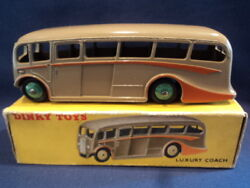 Dinky Toys 1950's Rare Luxury Coach No 281/29g N/mint Ex Shop Stock