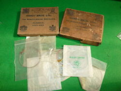 A Pair Of Early Hardy Card Accessory Boxes 4 Collector
