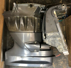 Yamaha 150 Hp 25andrdquo Lf150txrd F150txrd 2005 4 Stroke Outboard Engine Midsection