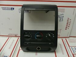 2004 2005 2006 2007 2008 Ford F150 Radio Bezel Dash Trims With Climate Controls