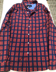Mens Americsn Eagle Button Up Size Large