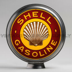 Roxana Shell Red 15 Limited Edition Gas Pump Globe 15.352