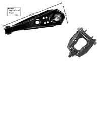 Ford Mustang Lower And Upper Control Arm Set 1965-1966