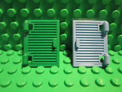Lego 60800a Window 1x2x3 Shutter With Hinges And Handle Pick Color Lot Of 2