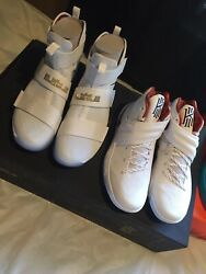 Mens Size 14 Ds Game 6 Kyrie Lebron Champ Pack