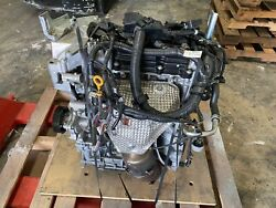 15-18 Nissan Altima 2.5l Oem Engine With Wire Harness