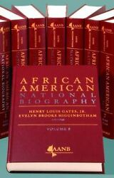 The African American National Biography Oxford African American Historical Ref