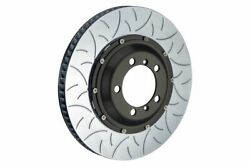 Brembo Hd Front 380mm Slotted Type 3 Rotors 997 Gt3 Gt3rs Excluding Pccb 10-11