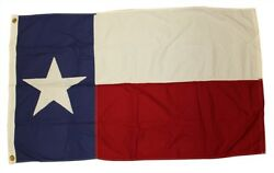 Texas State Flag Flown Over Texas Capitol On Texas' 180th Independence Day
