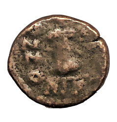 Rare Ancient Greek Copper Coin - Circa 450bc-100ad - Artifact Old Antiquity B8